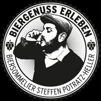 Biersommelier Steffen Potratz-Heller Logo