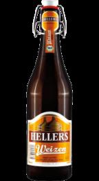 Weizenbier HELLERS