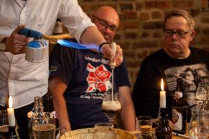 Biertasting Biersommelier Hellers Köln