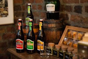 Biertasting Biersorten Hellers Köln