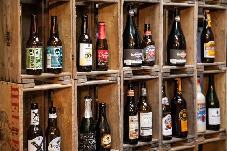 Biertasting Die Welt der Biere